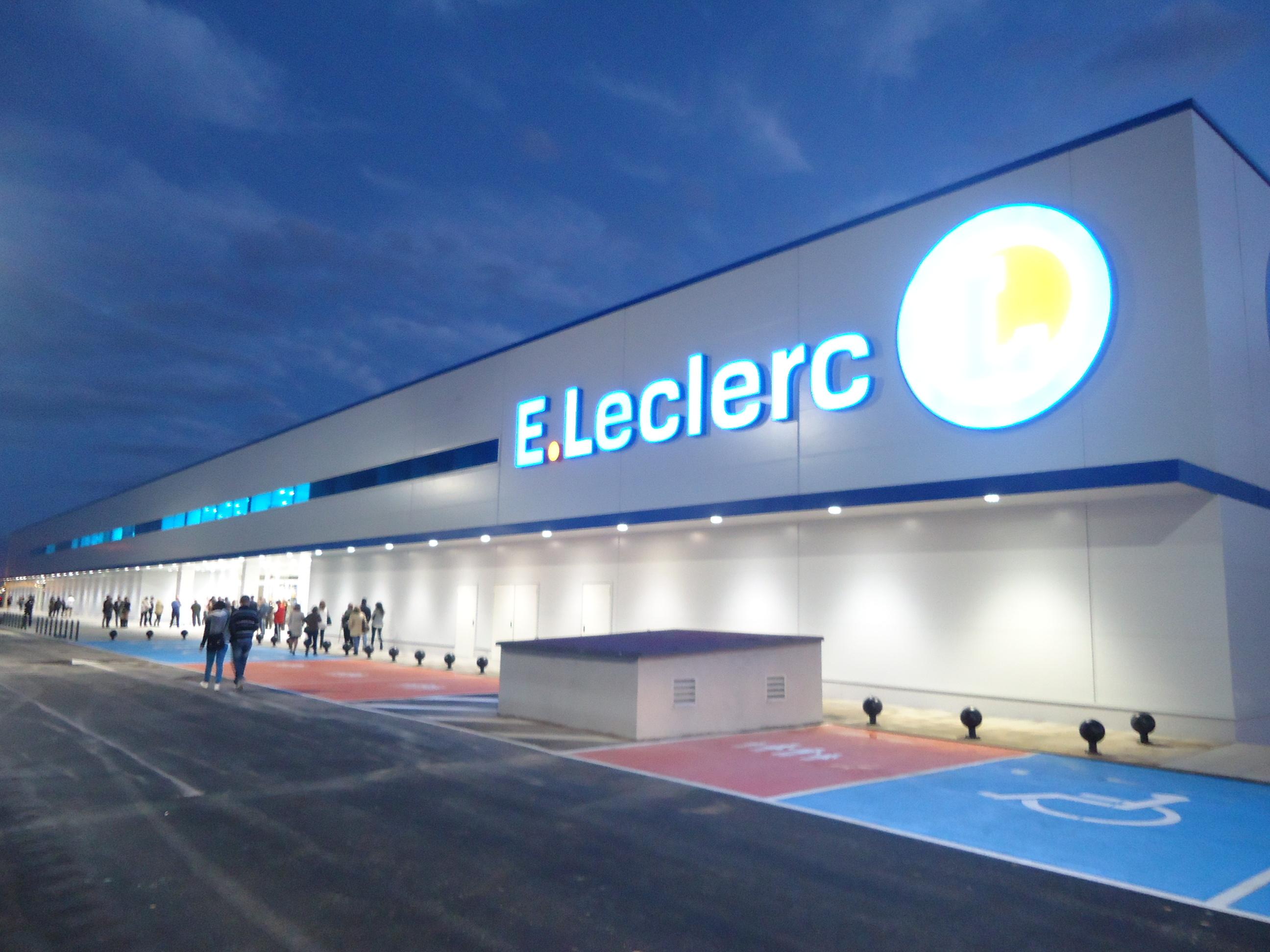 E Leclerc Puertollano Hipermercado La Tienda En Im Genes # Muebles Leclerc Ciudad Real