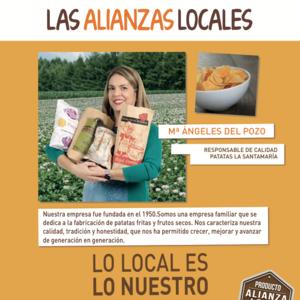Patatas la Santamaría