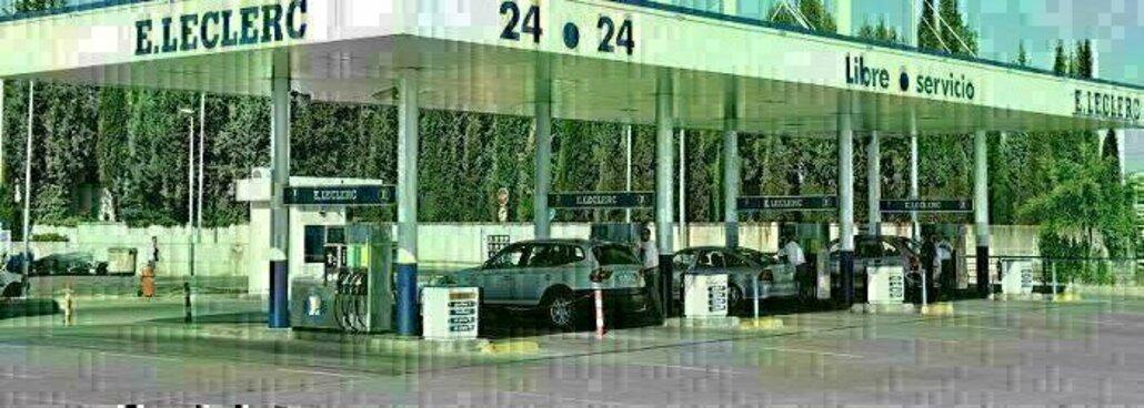 Show preserved gasolinera valdemoro