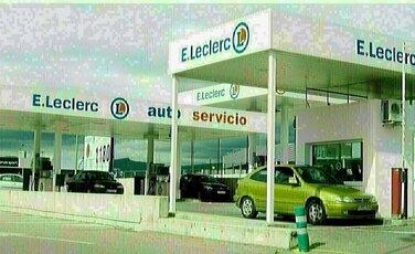 Sidebar gasolinera