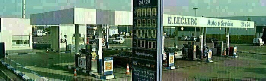 Show preserved gasolinera leon
