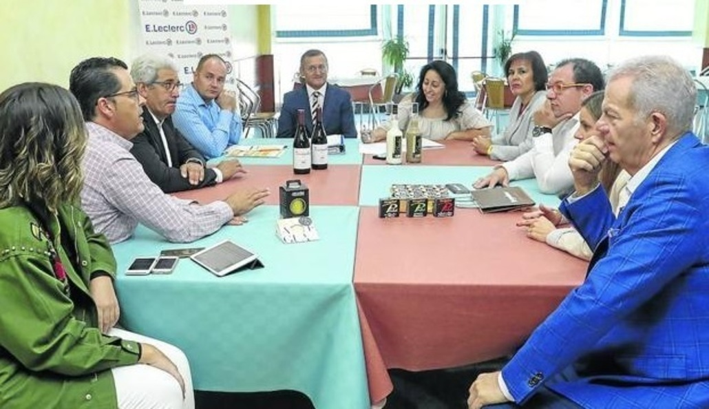 Alianzas Locales E Leclerc Salamanca