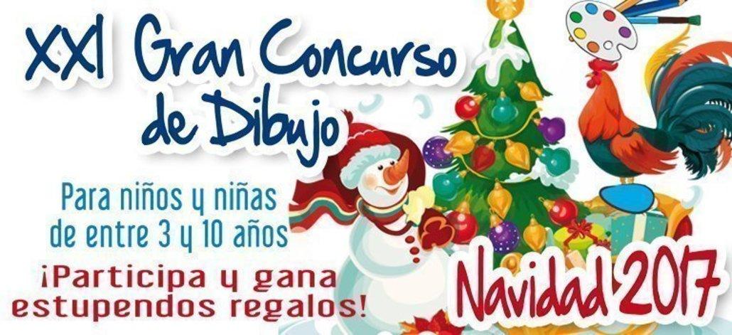 XXI concurso de dibujo navideño E.leclerc Soria