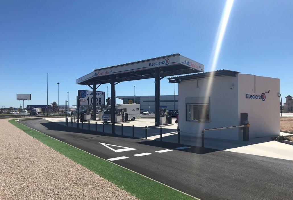 Gasolinera E.Leclerc San Pedro del Pinatar