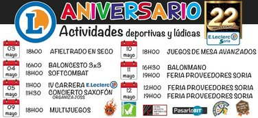 Sidebar preserved actividades aniversario