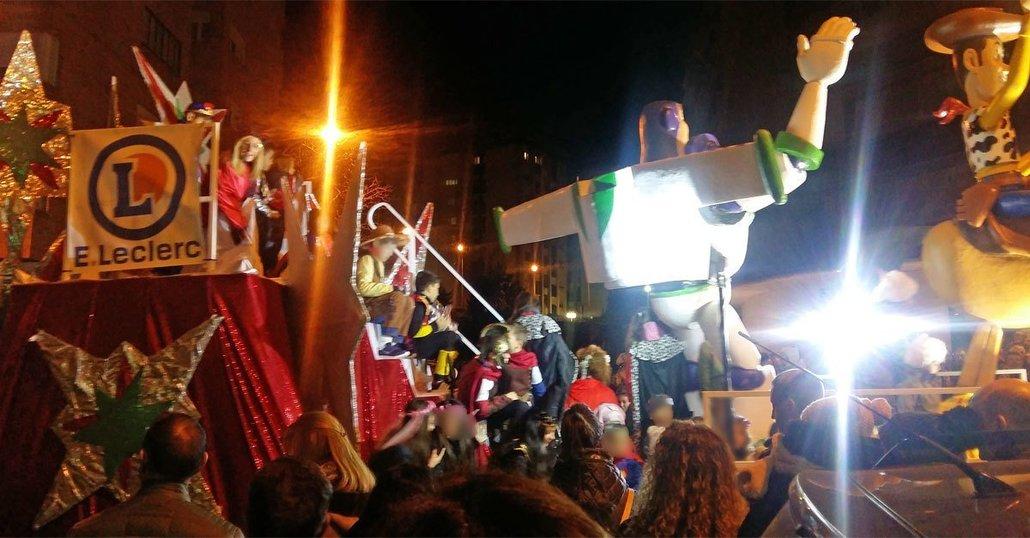 Cabalgata Soria 2019