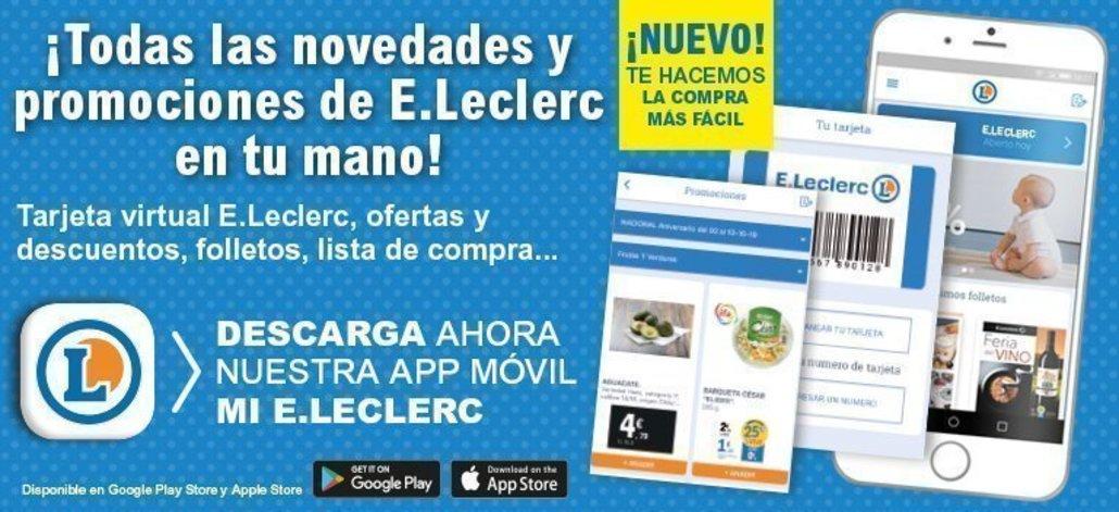 APP MOVIL MI E.LECLERC