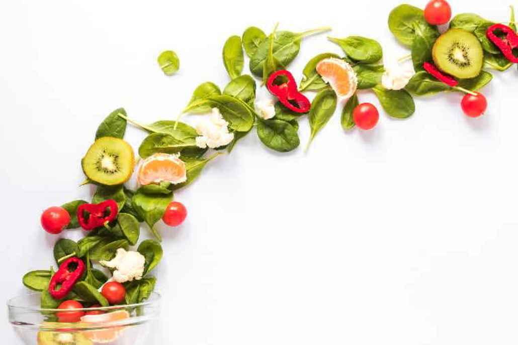Ideas para comer más frutas y verduras