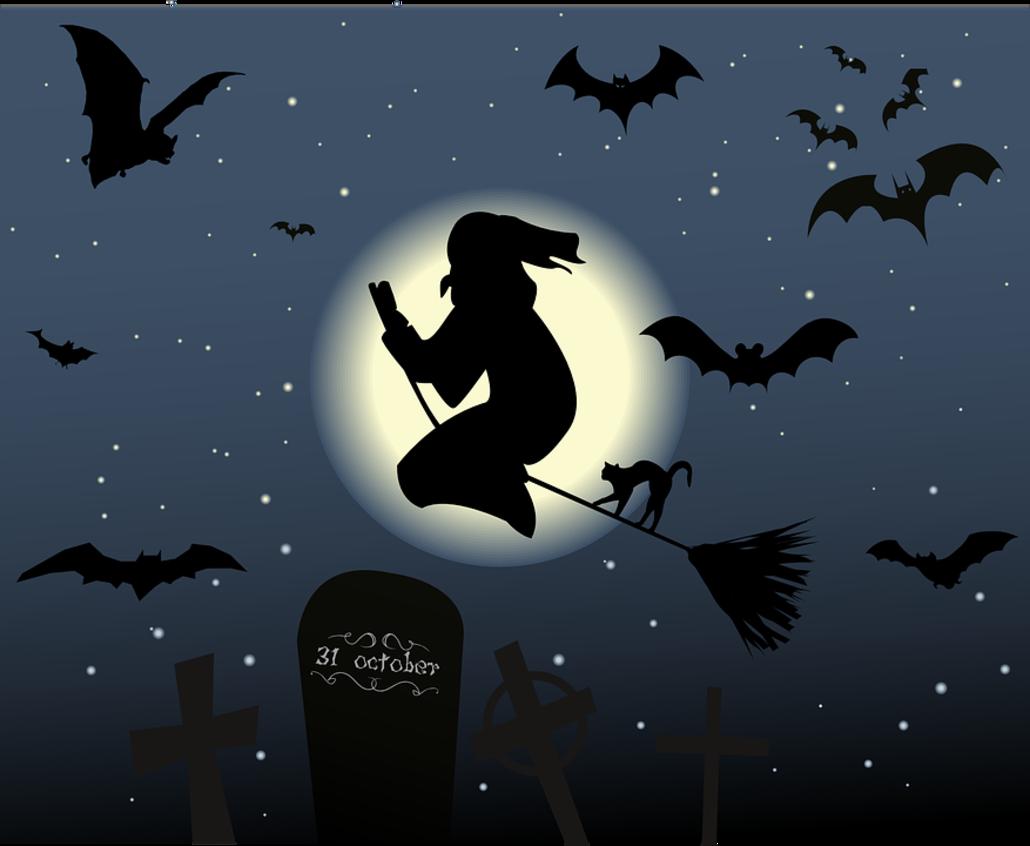 3 trucos de magia para Halloween