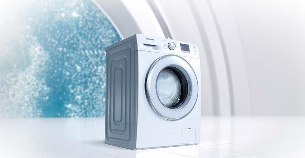 Lavadora Samsung ecobuble