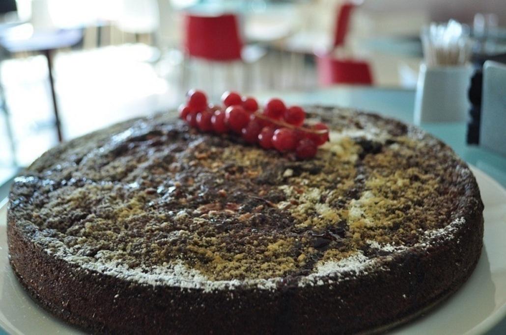 Deliciosa receta de bizcocho de chocolate sin gluten