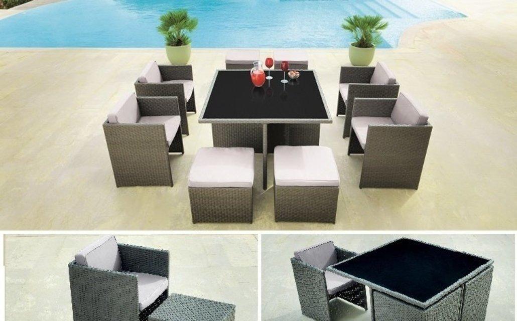 Muebles de tendencia para tu jardín o terraza