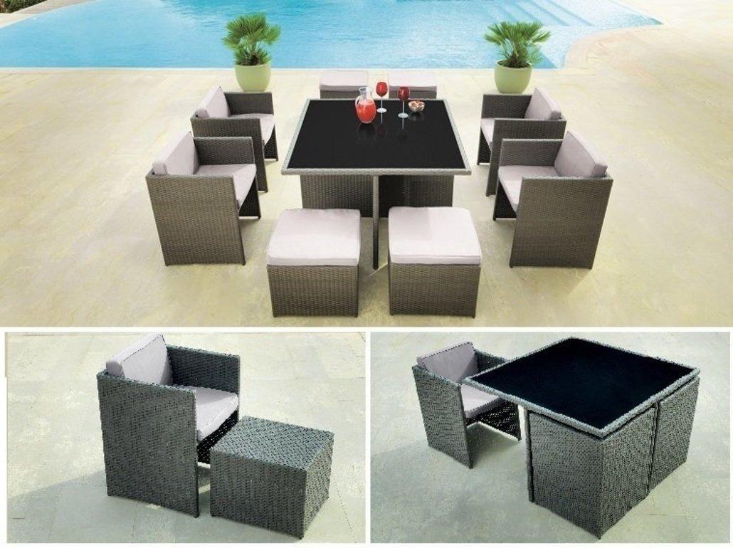 8 muebles de tendencia para jardin terraza o exterior for Muebles para terraza y jardin
