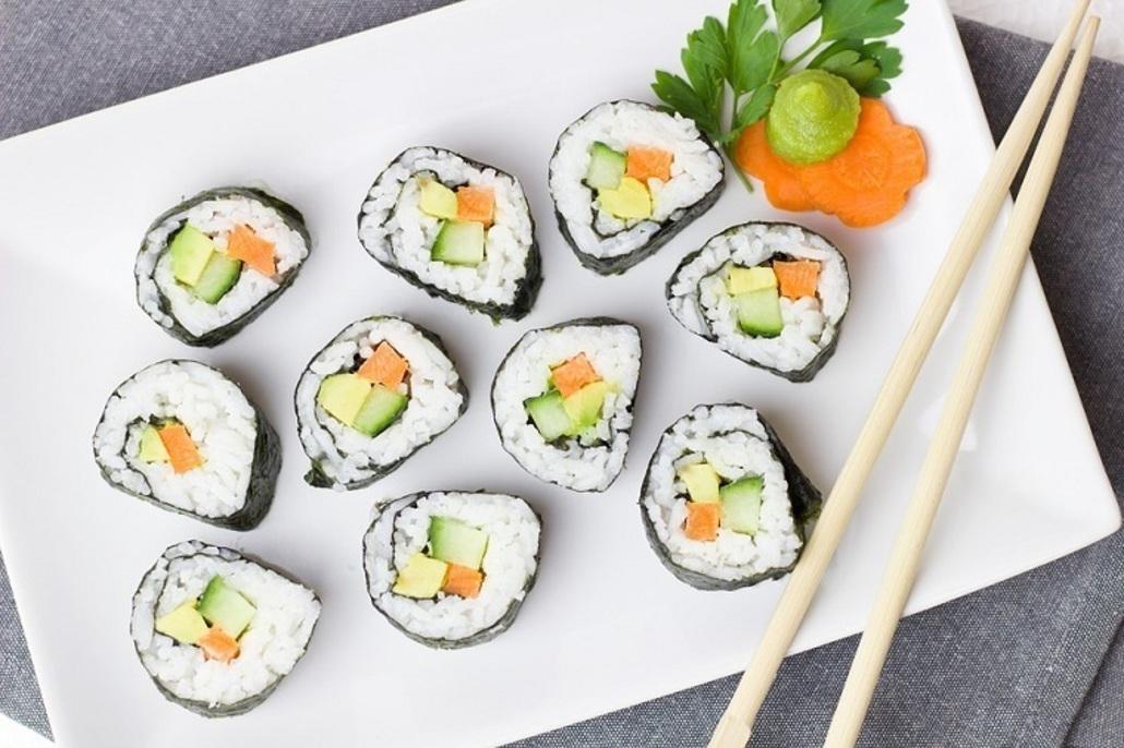 6 consejos para comer sushi correctamente