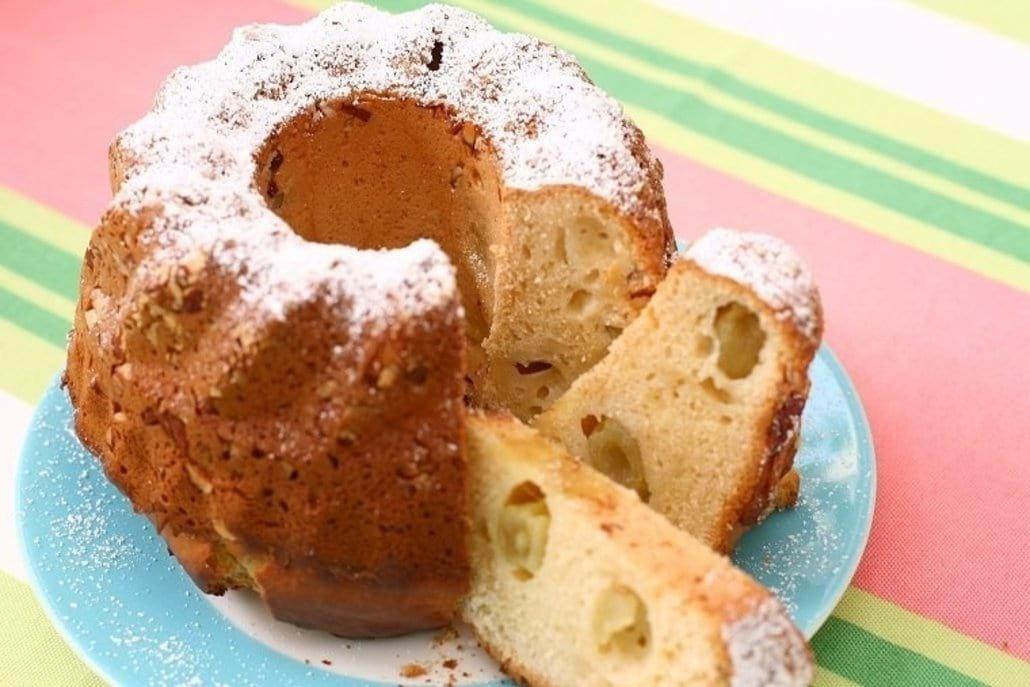 'Angel cake', conócela por su nombre