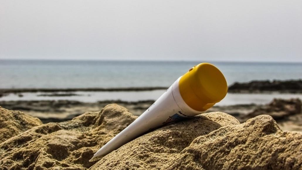 Errores al utilizar crema solar