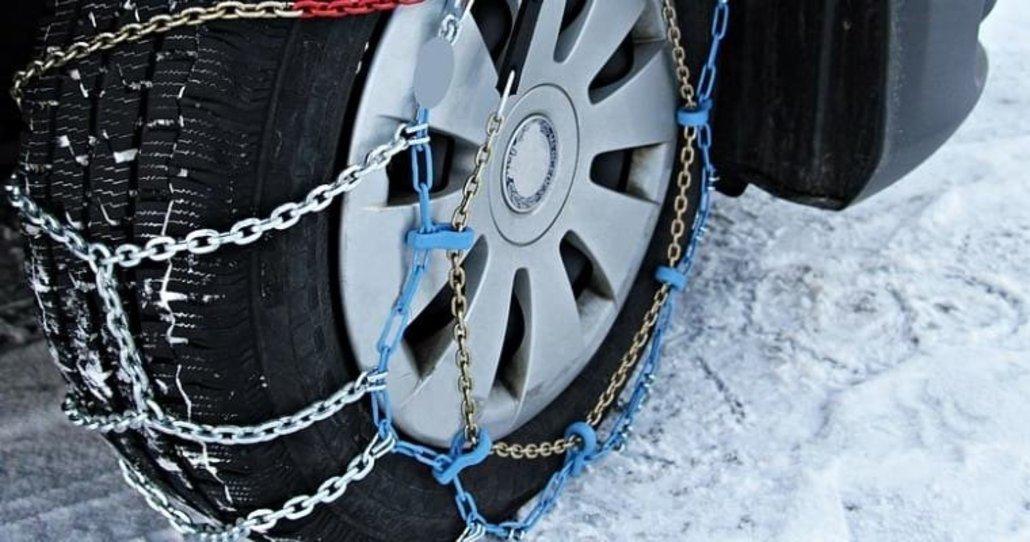 Qué tipo de cadenas para la nieve elijo