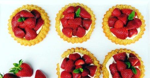 Home como hacer tartaleta fresa o frutas