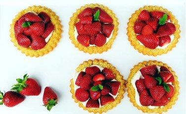 Sidebar como hacer tartaleta fresa o frutas